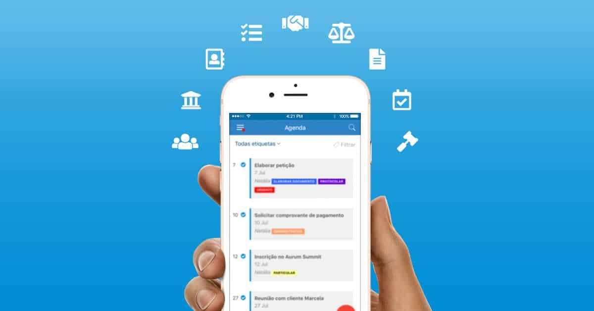 Astrea Mobile: produtividade em qualquer lugar