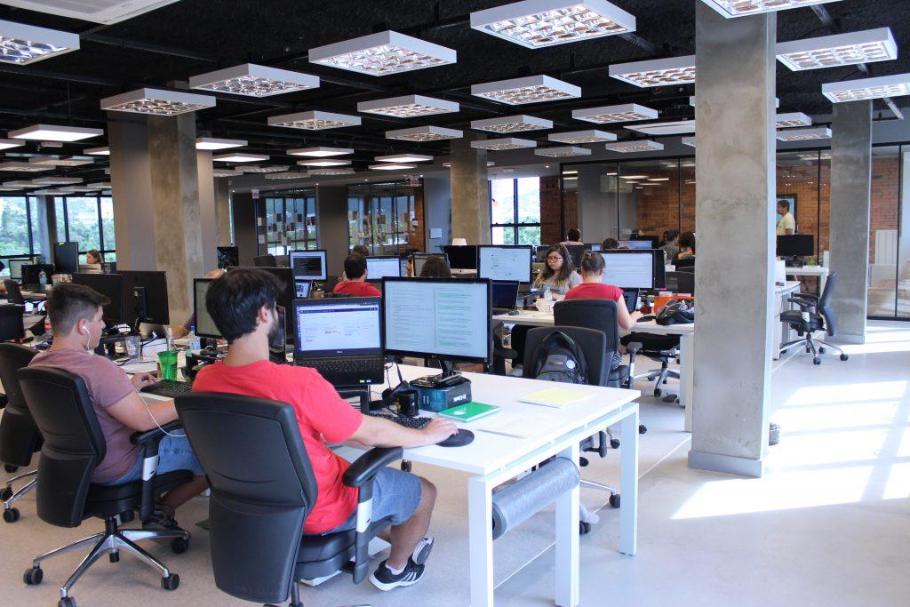 Sede da Aurum Software em Florianópolis