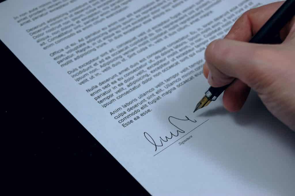 Entenda qual a finalidade do contrato de locação