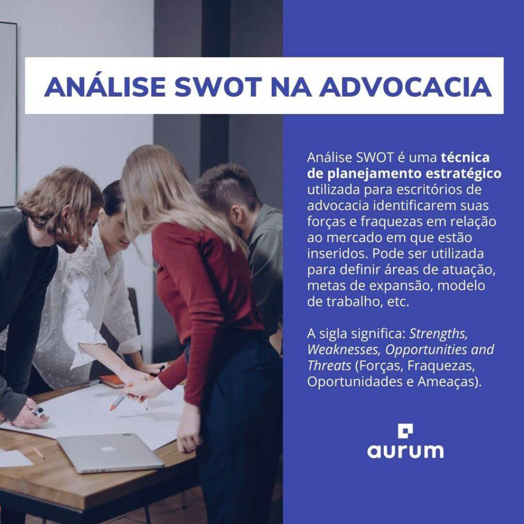 Melhores dicas de análise SWOT para escritórios de advocacia