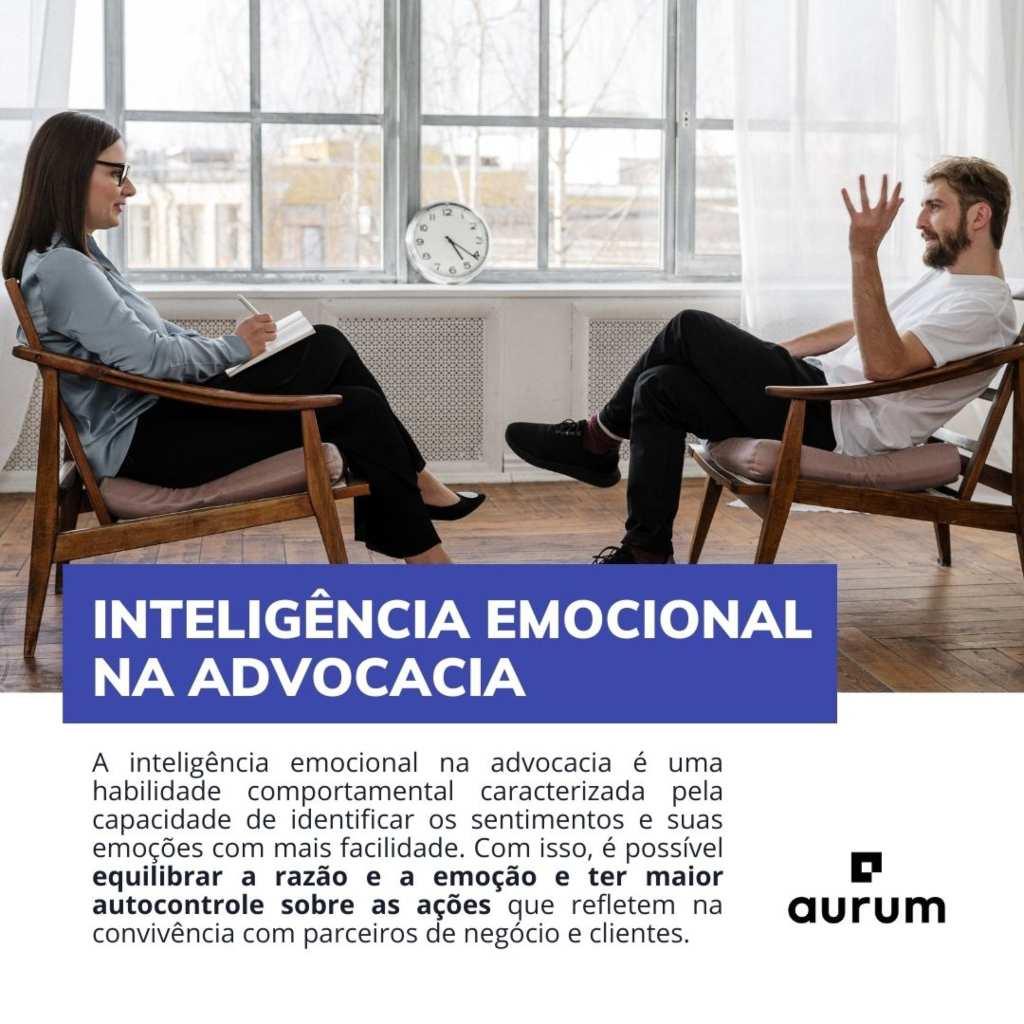Inteligência emocional na advocacia