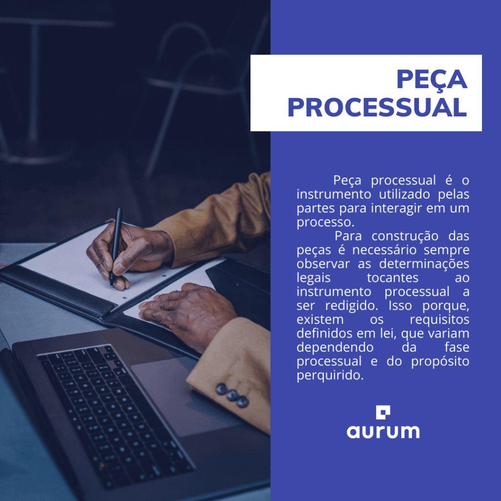 Peça processual